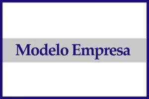modelo empresa