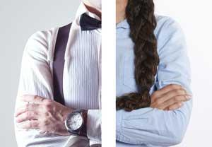 Igualdad entre hombre y mujeres